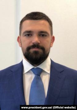 Сергій Трофімов, колишній перший заступник керівника Офісу президента