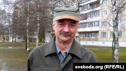 Міхаіл Жамчужны, архіўнае фота, 2013 год