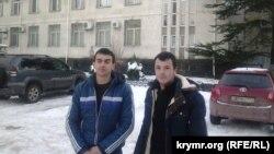 Alim Muslâdinov ve Ablâkim Ablâkimov
