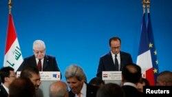 Otvaranje konferencije u Parizu