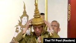 La ceremonia încoronării la Bangkok