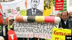 Нарушителям закона о зхапрете курения грозит штраф в 68 евро