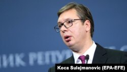 Aleksandar Vućić