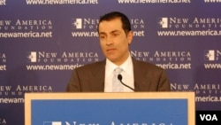 """Vali Nasr: """"I think the Iranian public could look and say that our position is unreasonable."""""""