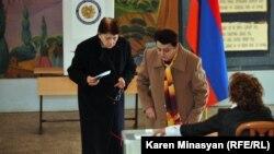Президентские выборы в Армении, 18 февраля 2013 г.