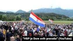 Komemoracija u Bleiburgu mestu predaje hrvatske kvislinške vojske