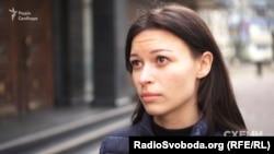 Пресс-секретарь Главного военного прокурора Евгения Сливко