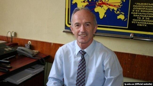 Заступник міністра освіти України Юрій Рашкевич