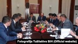 Sastanak Udarne i Operativne grupe za borbu protiv terorizma