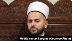Muftija Muamer Zukorlić, foto: Medija centar Beograd