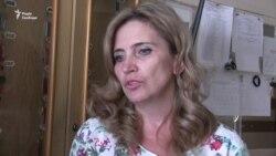 Ірина Профатіло про збір допомоги в Кропивницькій школі