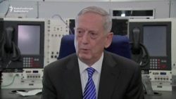 Mattis Praises 'Enduring Alliance' As He Arrives In South Korea