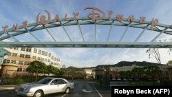 شرکت والت دیزنی در بوربانک در ایالت کالیفرنیا
