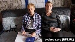 Натальля Васіленка (зьлева) іАлена Клімовіч