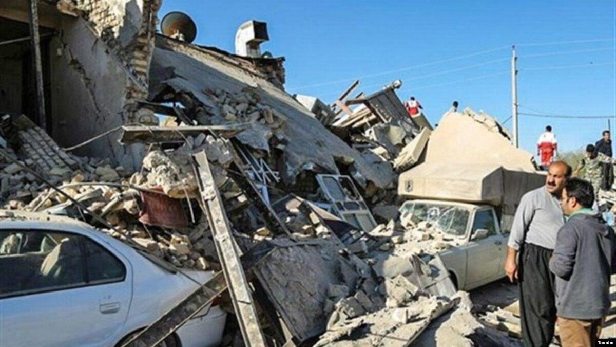۹ زلزله در یک ساعت، منطقه سومار را لرزاند