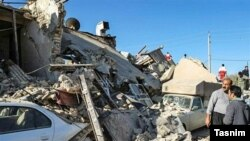 The small town of Ezgeleh in Kermanshah province was closest to the center of the earthquake.