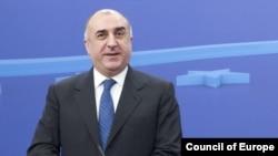 Foreign Minister Elmar Mammadyarov