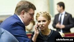 Чому звільнено екссоратника Юлії Тимошенко Владислава Бухарєва (п), не повідомляється