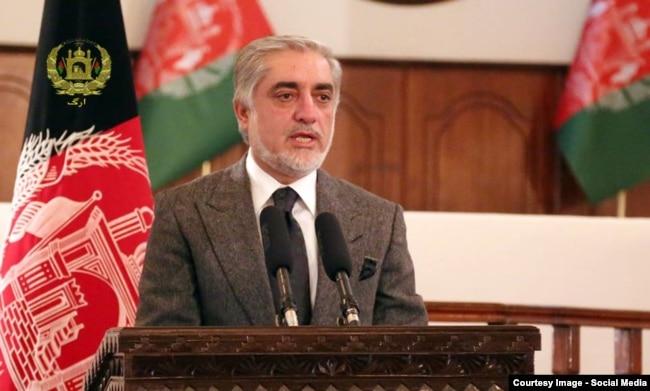 Afghan CEO Abdullah Abdullah