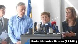 Kristalina Georgieva u Sarajevu, foto: Ivana Bilić