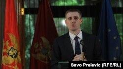 Премиерот на Црна Гора Игор Лукшиќ