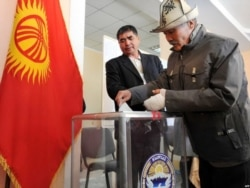 Кыргызстандыктарды шайлоого катышууга чакырган акция башталды