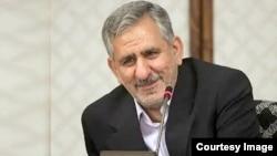 اسحاق جهانگیری، معاون اول رییس جمهوری ایران