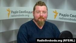 Історик Кирило Галушко