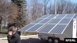 Günəş batareyaları quraşdırılacaq ki, burda əldə ediləcək enerji də Avropaya ötürüləcək