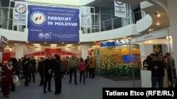 """Expoziţia """"Fabricat în Moldova"""""""