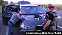 Затримання «кримінальний авторитетів» у Святогірську
