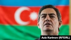 Председатель партии Народного Фронта Азербайджана Али Керимли, 7июня 2013