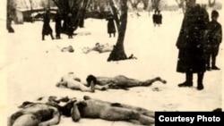 România - Holocaust, Pogrom București, 1940, evrei uciși