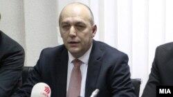 Директорот на Бирото за јавна безбедност Горанче Савовски