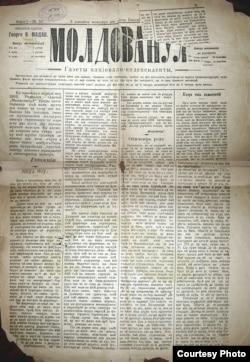 "Ziarul ""Moldovanul"""