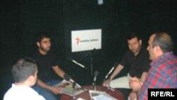 Rəşad Sadıqovla müsahibə, 9 iyun 2006