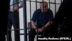 Musavat Party deputy head Arif Hajili in jail in Baku