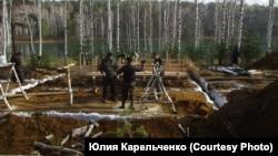 Строительство на землях особого режима использования в санитарной зоне Ершовского водозабора