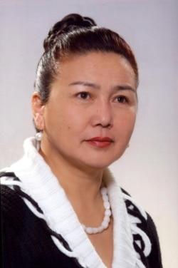 Бүбайша Арстанбекова: Куттуу Кыргыз