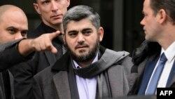 محمد علوش، رئیس دفتر سیاسی گروه جیشالاسلام.