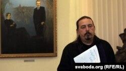 Лідэр «Палацу» Алег Хаменка