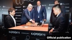 Фотография с официального сайта президента Армении