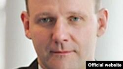 Віце-президент Європарламенту, польський депутат Яцек Протасевич