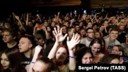 Moskvada xeyriyyə konserti