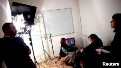 Stundeti u okviru programa Film factory u Sarajevu
