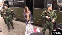 Освобождение Марии Варфоломеевой с плена, 3 марта 2016 года