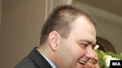 Вице премиерот Ивица Боцевски