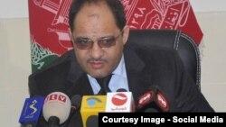 فریدون عبیدی رئیس تحقیقات جنایی قوماندانی امنیه کابل