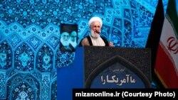 کاظم صدیقی امام جمعه تهران