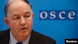 Голова Спеціальної моніторингової місії (СММ) ОБСЄ в Україні Ертугрул Апакан